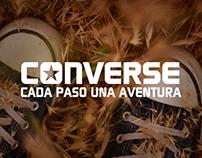 Converse - Cada paso una aventura