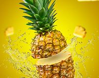 Pineapple // Photoshop