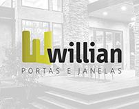Rebranding - WWillian Portas e Janelas