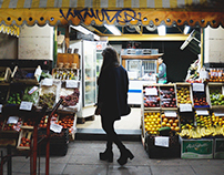 Photography: Serie -  Fruit Store from Buenos Aires