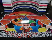 ESCENOGRAFÍA: Pasión de Carnaval