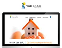 Web Vista del Sol