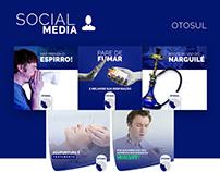 Otosul Social media