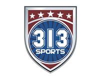 Logotipo para loja virtual de artigos esportivos.