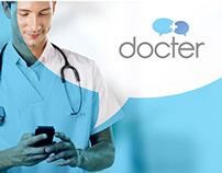 Docter app - BRANDING