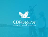 Imagen Corporativa y Sitio web CBR Seguros