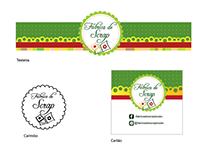 Fábrica de Scrap - Logo