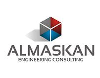 Almaskan Logo Design