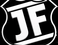 Logo Baterista João Flavio + Mockup