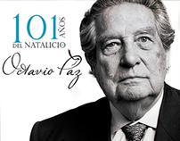 101 Años de Octavio Paz