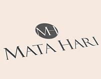 Identidad Visual Mata Hari