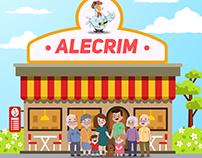 Projeto Restaurante Alecrim