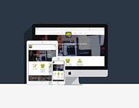 EDUBRIX - Website Institucional