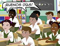 Estadística - animación - Ministerio de Educación