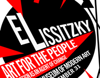 El Lissitzky Posters Project