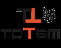 Tarjetas de presentación Totem