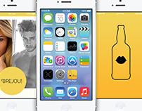 Vou Brejar // app