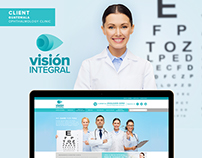 Web Design | Visión Integral Ophthalmology Clinic