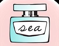 Parfum sea