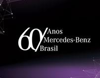 Mercedes-Benz Brasil - 60 anos