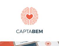 Capta Bem - Identidade visual