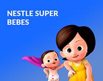 Minisite - Nestle súper bebés