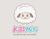 Logo: KidsMini - Outlet Infantil