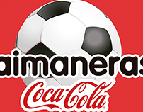 Caimaneras Cocacola banners