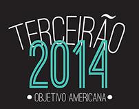 Camiseta Terceirão 2014