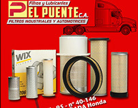 """Publicidades para """"El Puente"""""""
