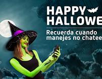 Happy Halloween - Digicel