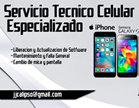Personal Card (Cel Technical Services) - (Venezuela)