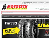 Mototech - eCommerce