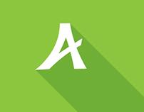 Alfabetolândia Logo
