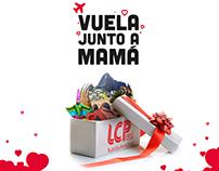 Vuela junto a mamá - LC Perú