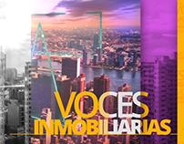 Voces Inmobiliarias - Intro, Presentación, Apertura TV