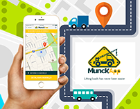 MunckApp - Cargo Lifting  Service