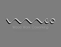 Identidad Visual Wood Work Coworking WWCO