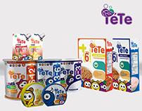 Téte (alimentos para bebe)