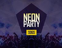 NEON PARTY SDGS