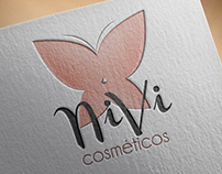 Logo to cosmetic store