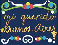 Mi Querido Buenos Aires | T-shirt Project