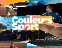 Couleurs Sports - FranceÔ