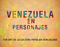VENEZUELA EN PERSONAJES