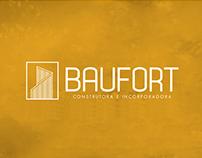 Identidade Visual Baufort - Proposta 01