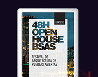 OPEN HOUSE BUENOS AIRES