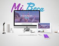Video presentación de Mi Beca