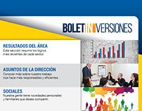 Newsletter Campaña Clima Profuturo, México.