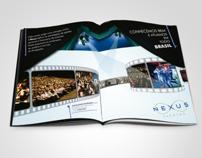 Anúncio Revista Nexus Eventos