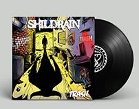 Arte para o single da banda Shildrain